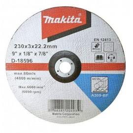 Đá cắt 230mm Makita D-18596
